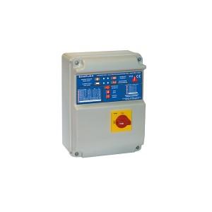 Пульт управления насосом с подключением поплавков, реле давления Fourgroup Simplex-T-UP/10Hp